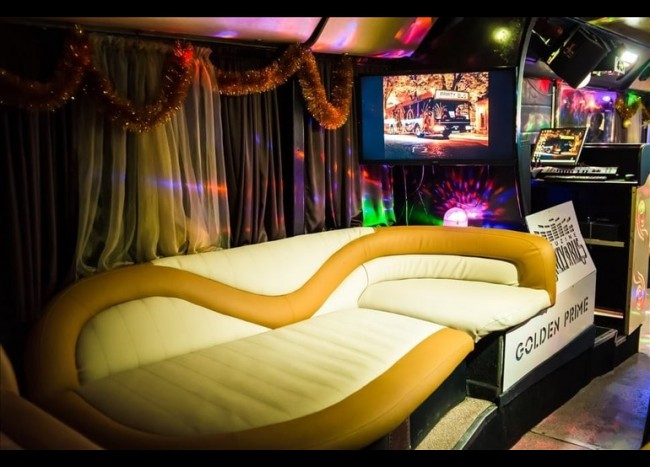 Party Bus GOLDEN PRIME (30 мест)-2