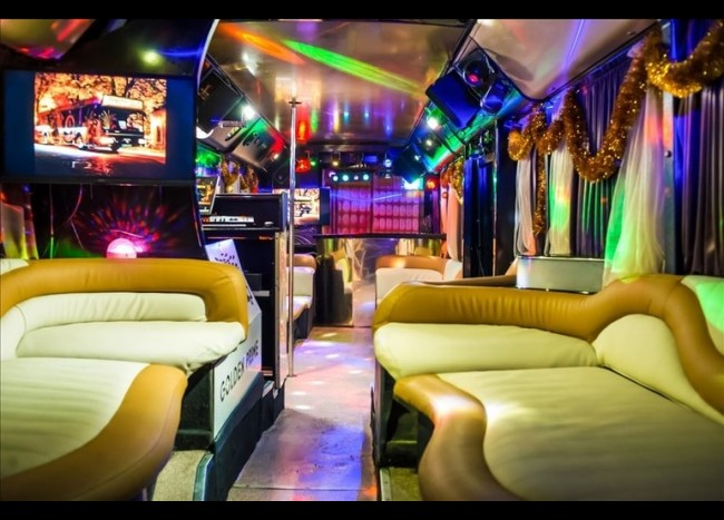 Party Bus GOLDEN PRIME (30 мест)-5