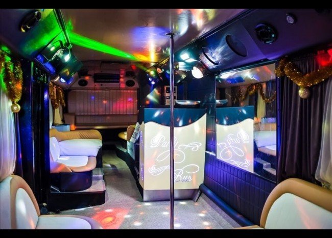 Party Bus GOLDEN PRIME (30 мест)-10
