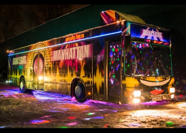 Party Bus MANHATTAN (30 мест)