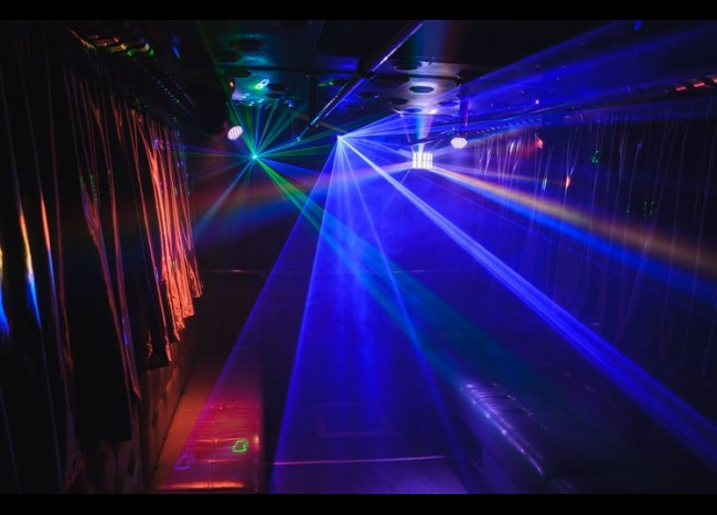 Party Bus SILVER (40 мест)-2