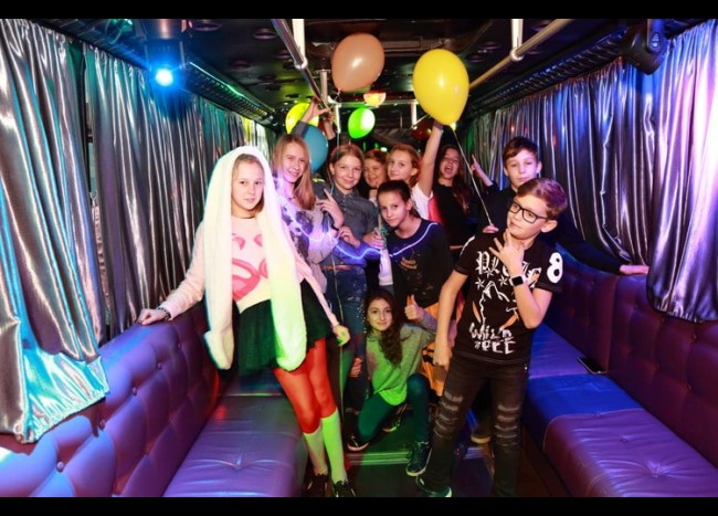 Party Bus SILVER (40 мест)-3