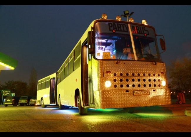 Party Bus DIAMOND (30 мест)-5