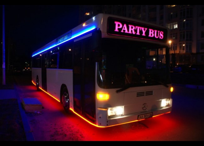 Party Bus VEGAS (30 мест)-2
