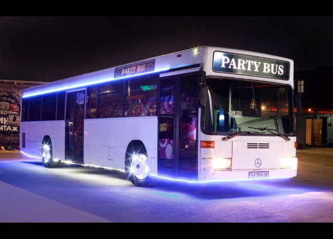 Party Bus VEGAS (30 мест)