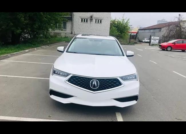 Acura TLX-2