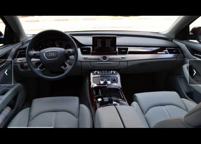 Audi A8 Quattro-3