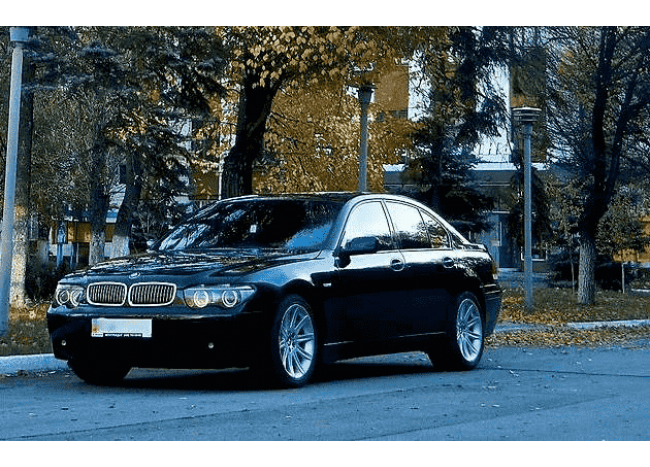 BMW 745 Long