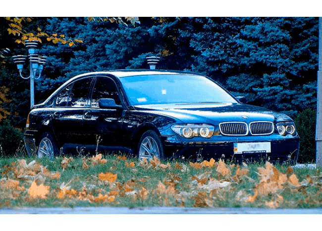 BMW 745 Long-2