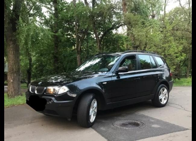 BMW X3-1