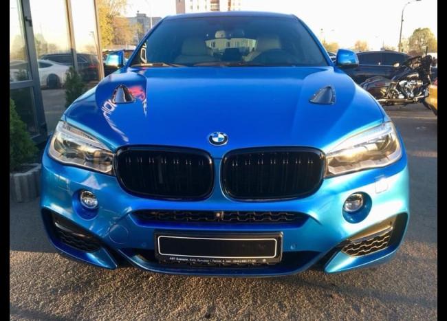 BMW X6M 50d-1