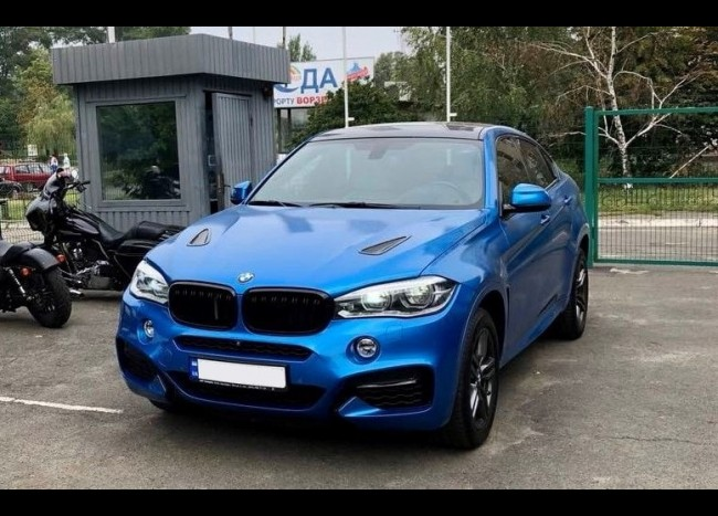 BMW X6M 50d-6