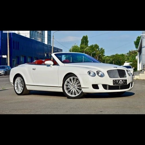 Bentley Cabriolet