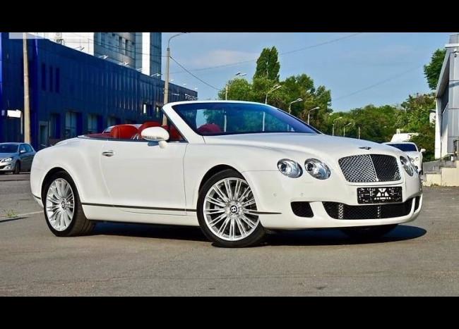 Bentley Cabriolet