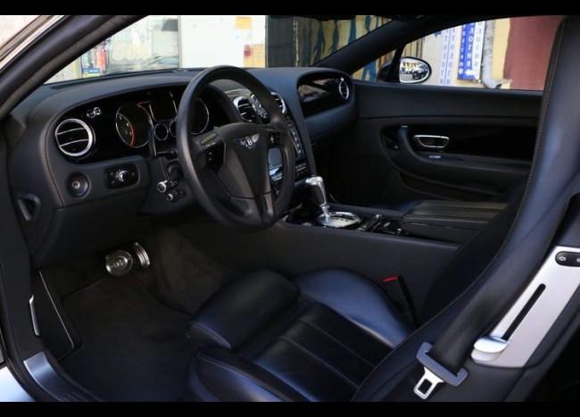 Bentley Continental GT-5