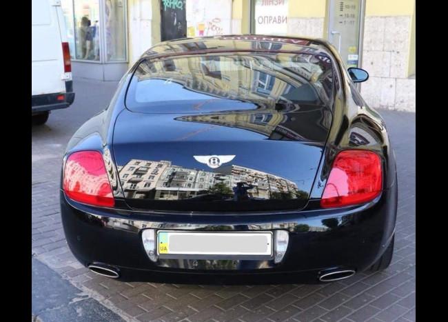 Bentley Continental GT-3