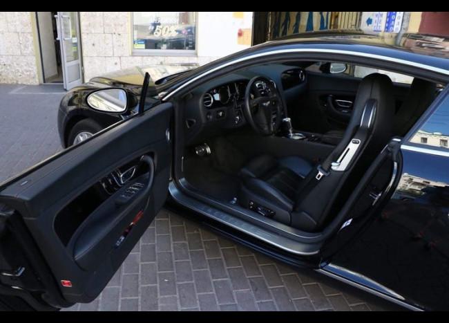 Bentley Continental GT-4