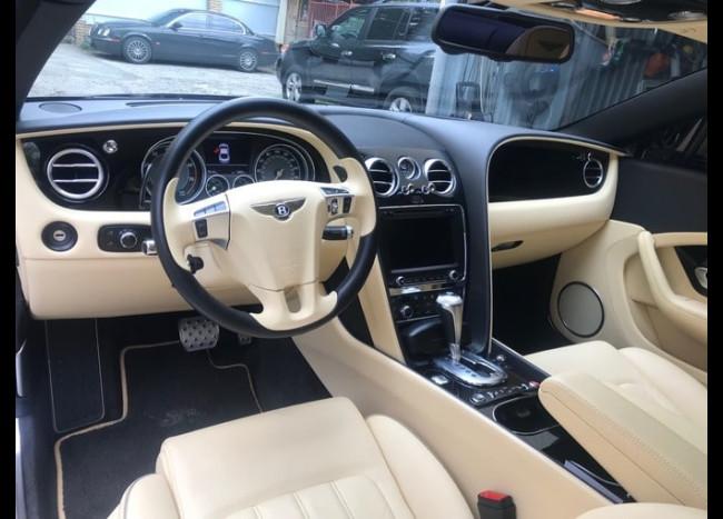 Bentley GT-4