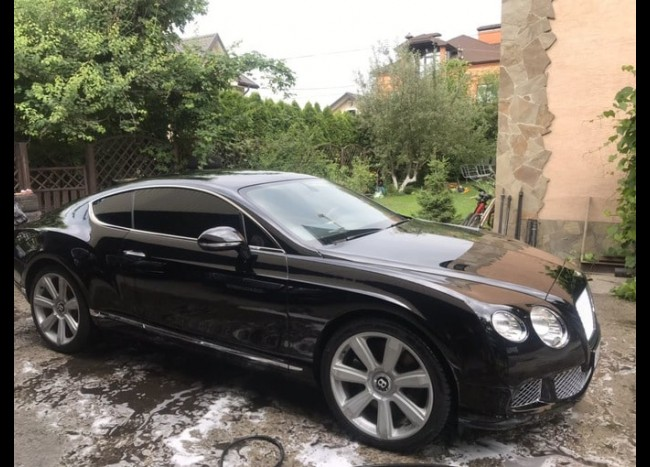 Bentley GT-1