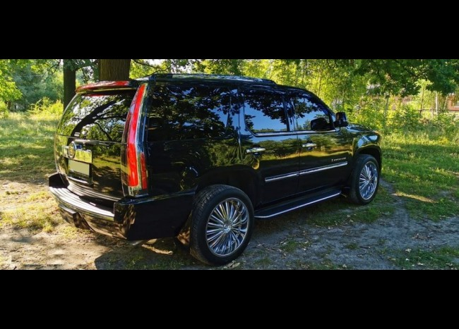 Cadillac Escalade New-2