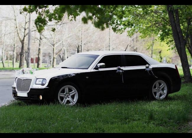 Chrysler 300C NEW style