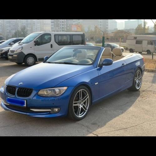 Cabriolet BMW 3