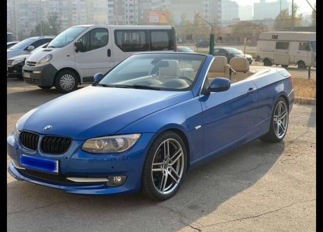 Кабриолет BMW 3 серии