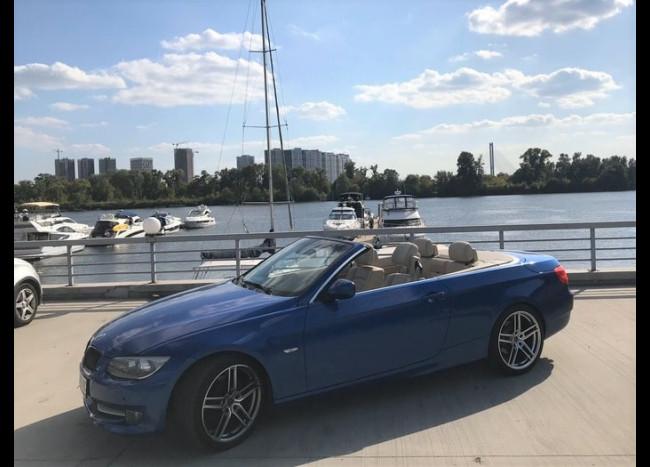 Cabriolet BMW 3-1