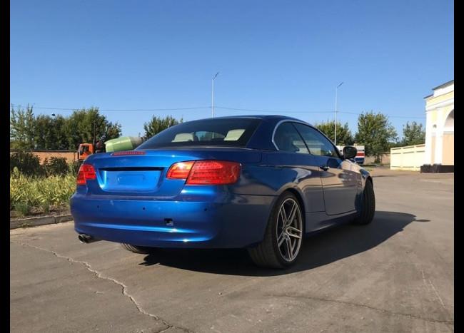 Cabriolet BMW 3-2