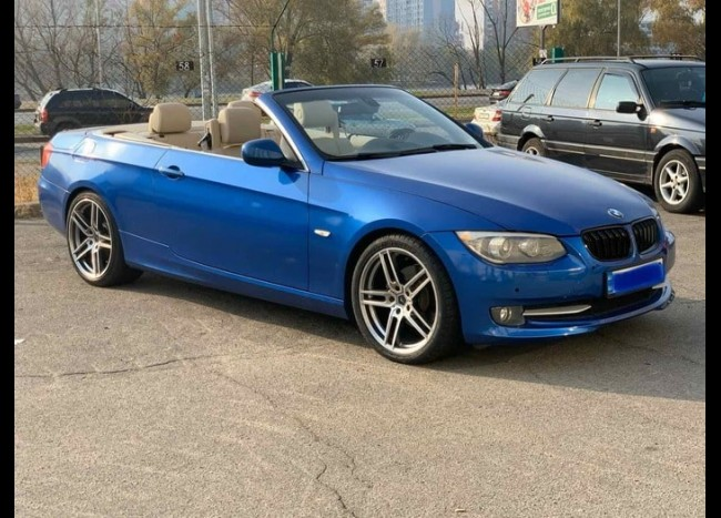 Cabriolet BMW 3-3