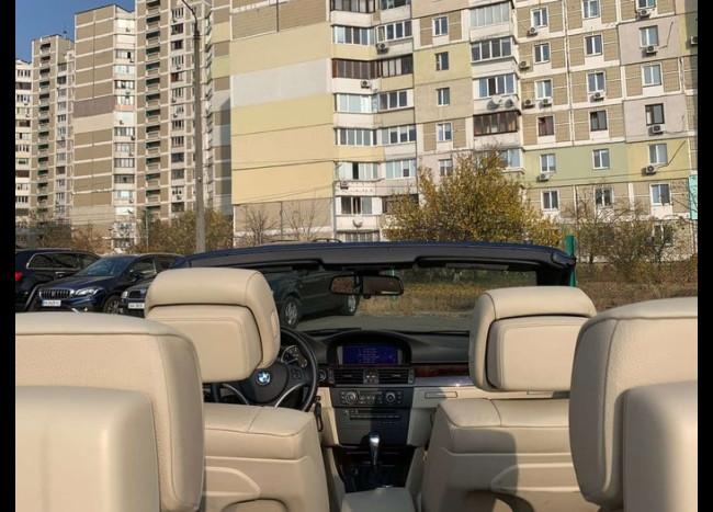 Cabriolet BMW 3-4