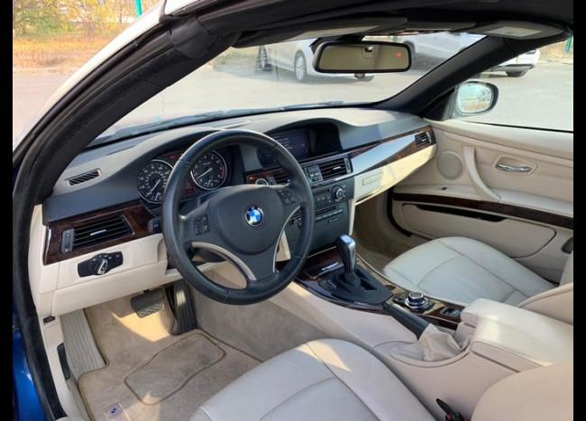 Cabriolet BMW 3-5