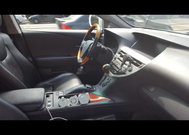 Lexus RX 350-4