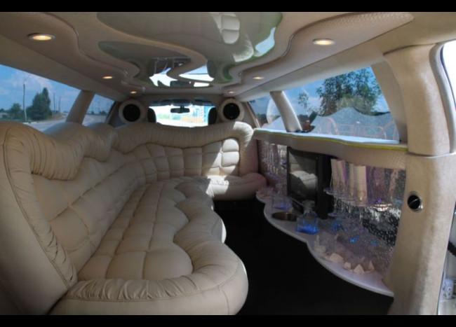 Лимузин CHRYSLER (Classic)-1