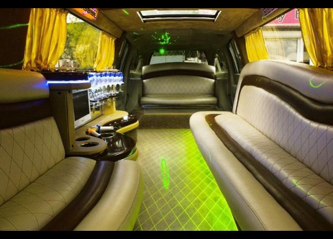 Лимузин INFINITI QX56-5