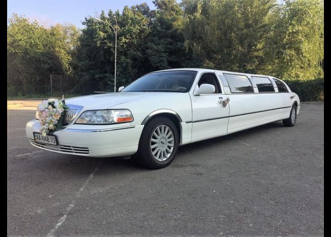 Лимузин Lincoln