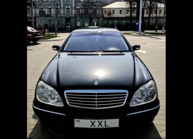 Лимузин Mercedes w220