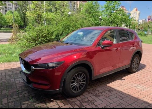 Mazda CX5-1