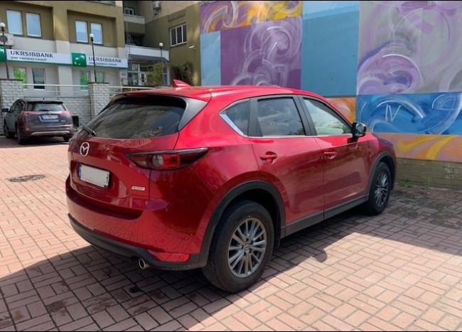 Mazda CX5-3