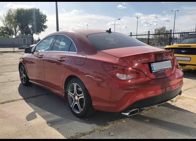 Mercedes CLA 250-2