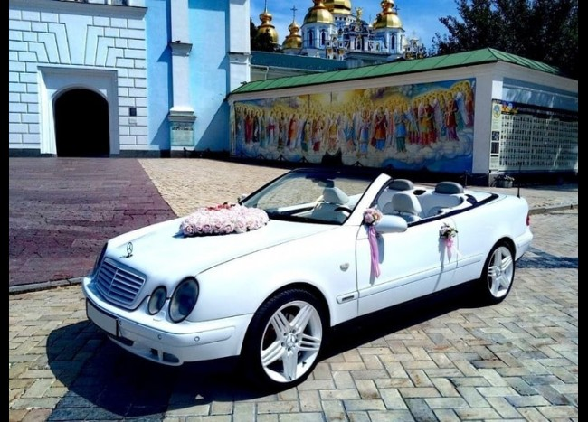 Mercedes CLK Cabriolet-1