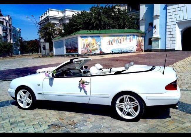 Mercedes CLK Cabriolet-2
