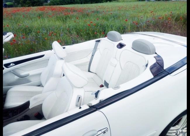 Mercedes CLK Cabriolet-8