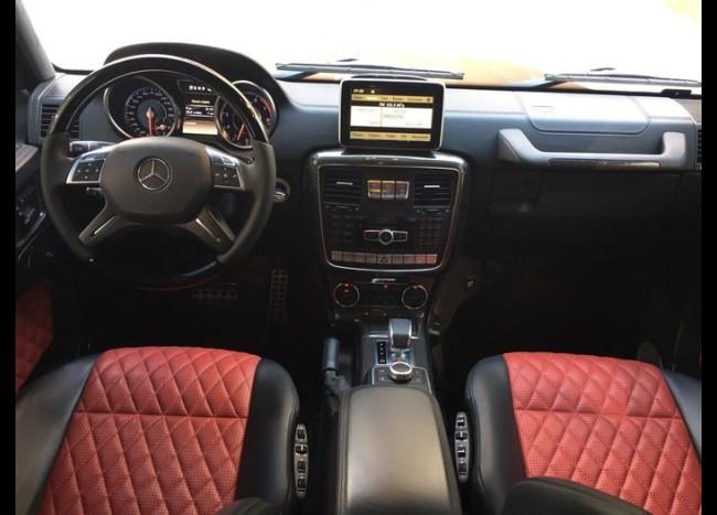 Mercedes G63 AMG-4