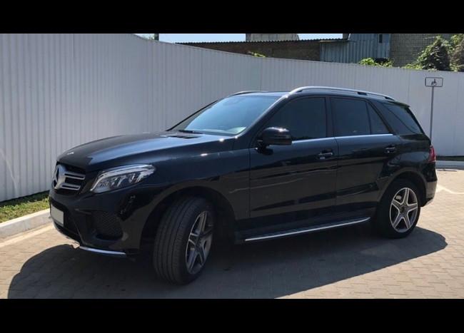 Mercedes GLE AMG-1