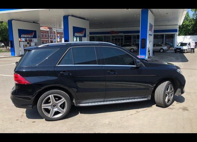 Mercedes GLE AMG-2