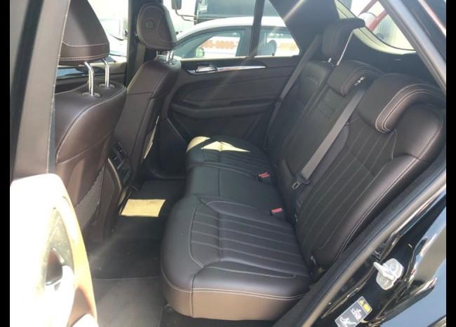 Mercedes GLE AMG-4