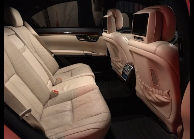 Mercedes S-class w221-3