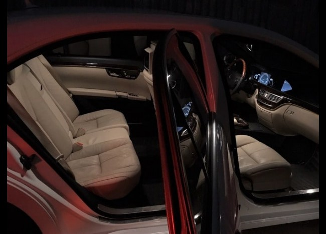 Mercedes S-class w221-2