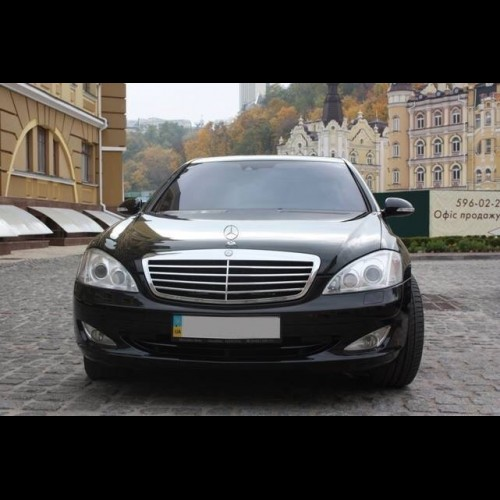 Mercedes W 221 S 500L